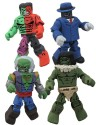 Diamond Select Incredible Hulk Through the Ages Minimates