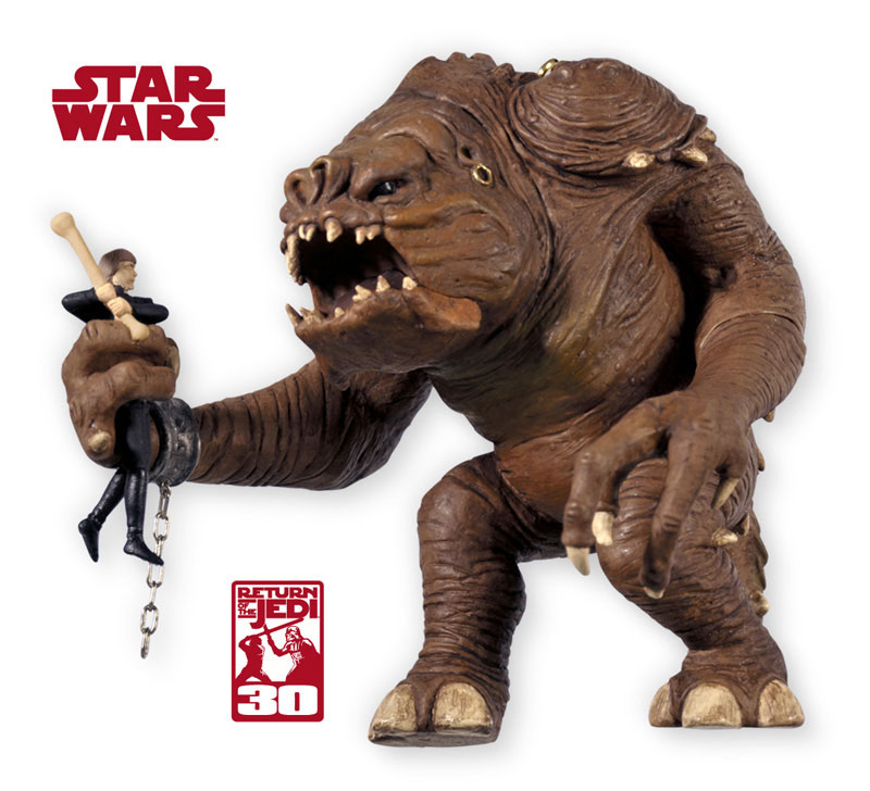 Hallmark 2013 ComicCon Wrath of the Rancor