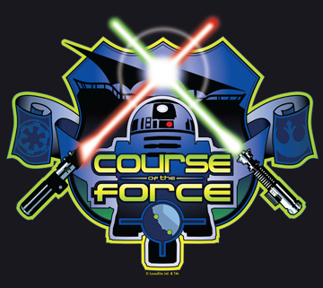 Her Universe Course of the Force Logo