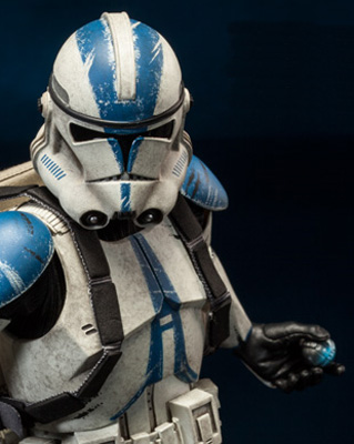 Sideshow 501st Deluxe Clone Trooper