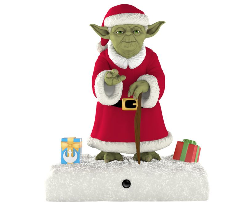 Hallmark 2014 Peekbuster Yoda