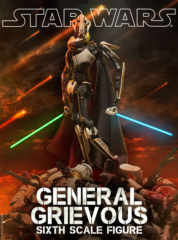 Sideshow General Grievous