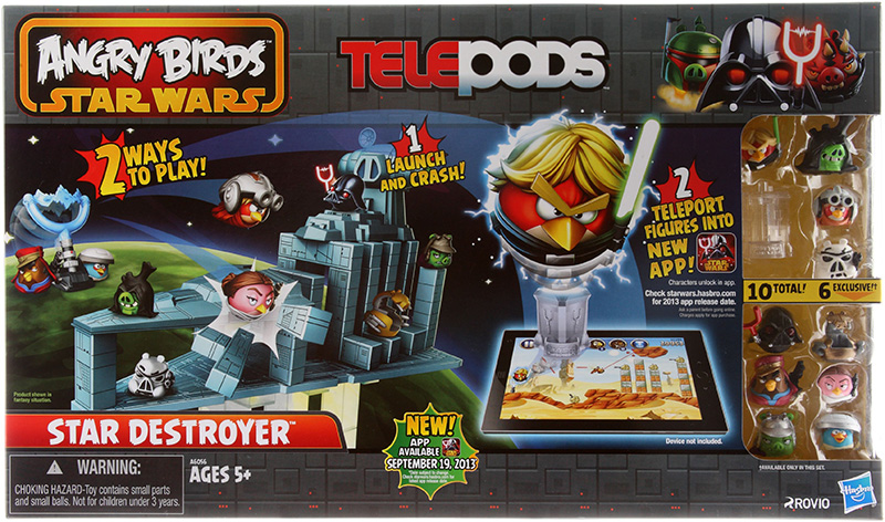 Star Wars II Angry Birds Star Destroyer