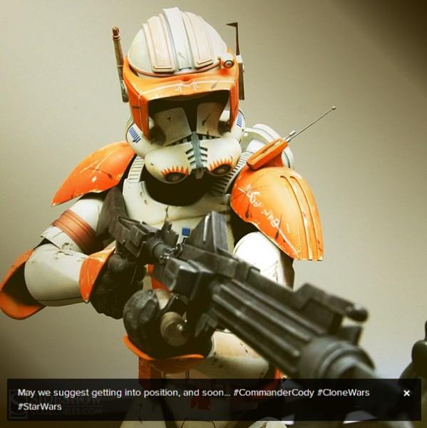 Sideshow Premium Format Commander Cody