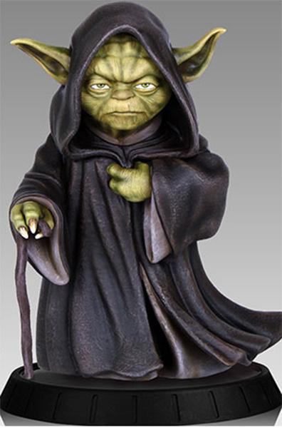 Gentle Giant Yoda Statue
