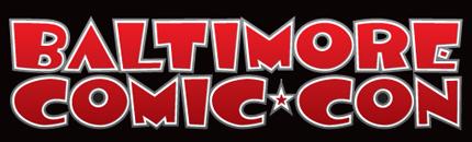 Baltimore Comic Con 2013 Logo