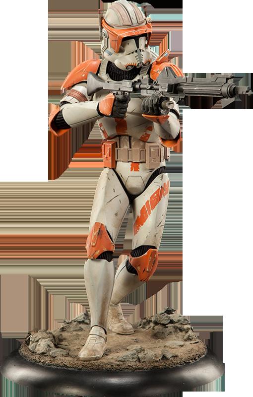 Sideshow Commander Cody Premium Format