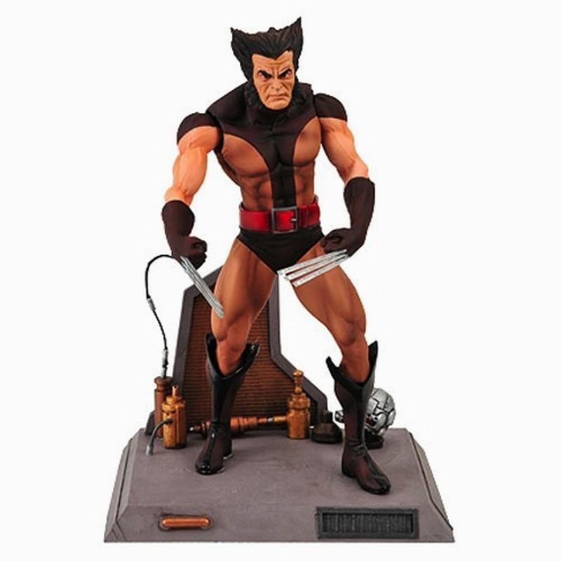 Unmasked Wolverine Loose