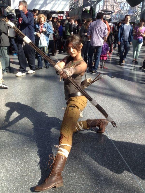 Cosplay - Lara Croft