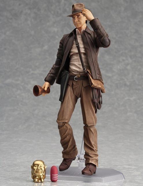 Figma Indiana Jones