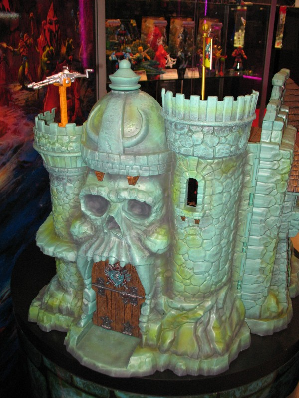 Mattel Castle Grayskull