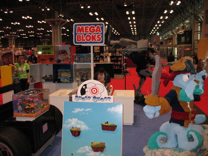 Mega Bloks Sheep Shoot