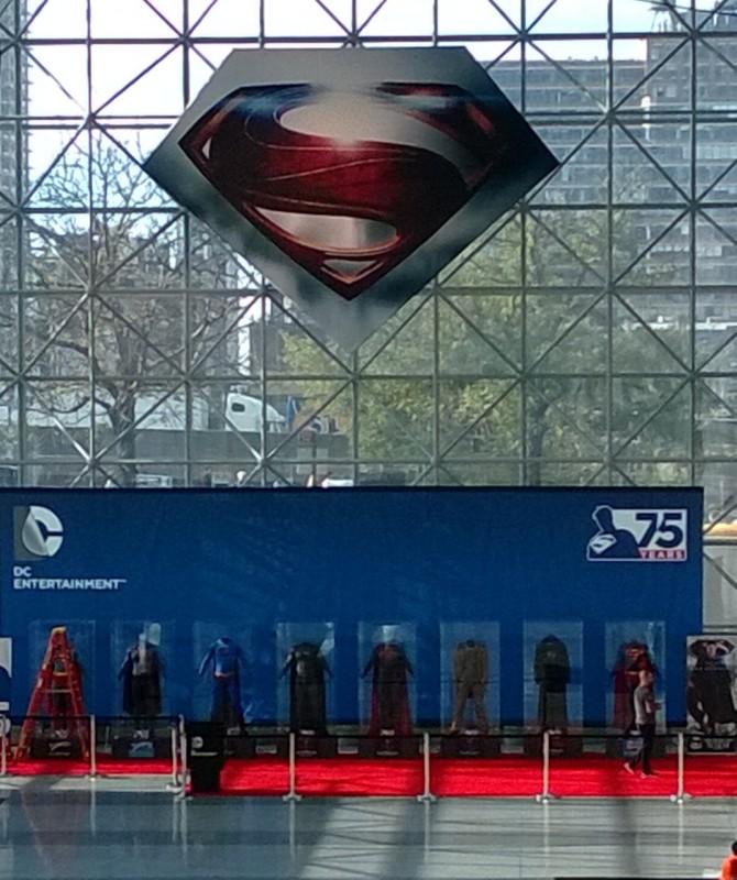 Superman 75th Anniversary