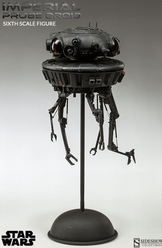 Sideshow Sixth Scale Imperial Probe Droid