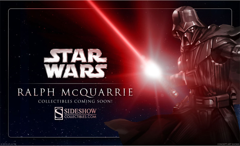 Sideshow McQuarrie Announcement