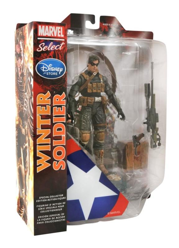 Winter Soldier Packaging