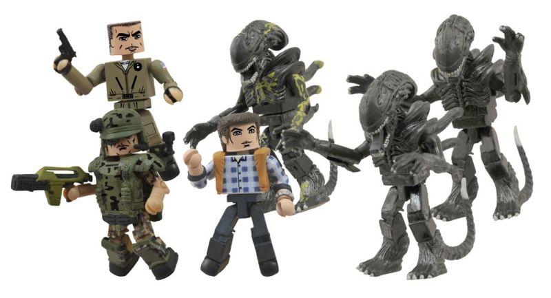 Alien Minimates