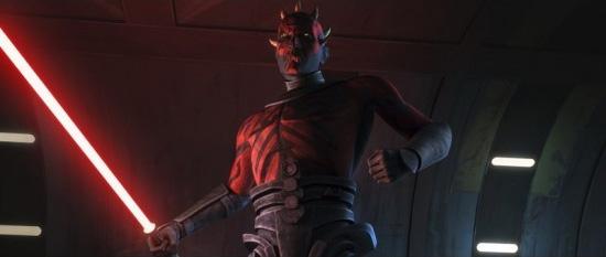 Darth Maul the Clone Wars