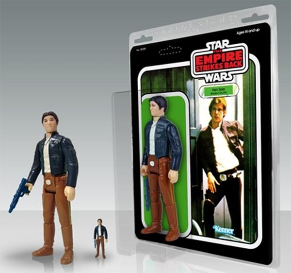 Gentle Giant Jumbo Bespin Han Solo