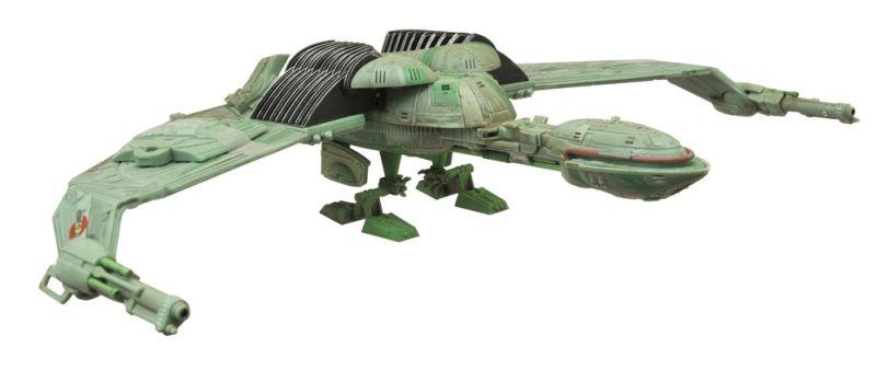 Klingon Bird-of-Prey HMS Bounty