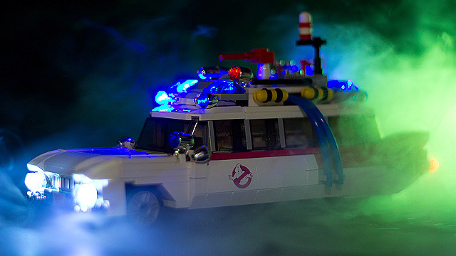 Lego Ghostbusters 30th Anniversary Cuusoo