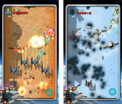 Lego Microfighters iOS Screenshot