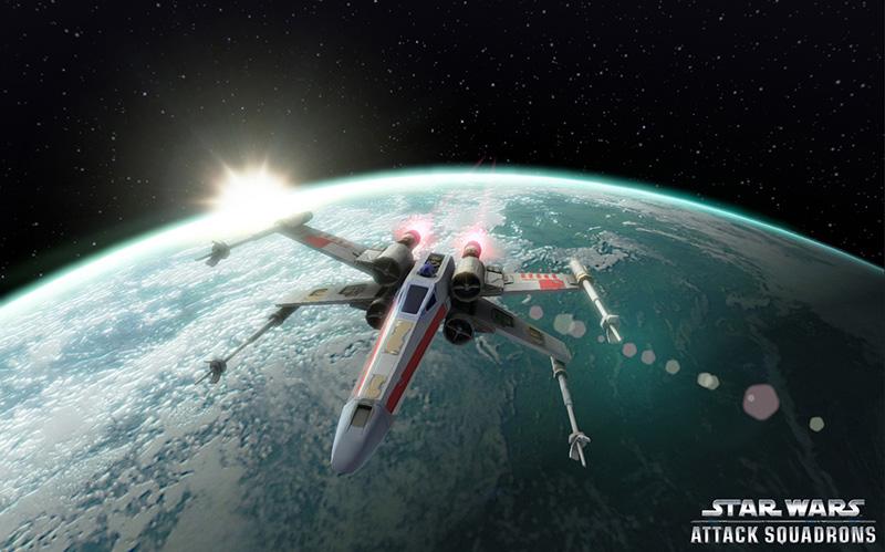Star Wars Attack Squadrons Screenshot