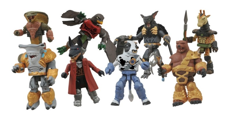 Battle Beast Minimates