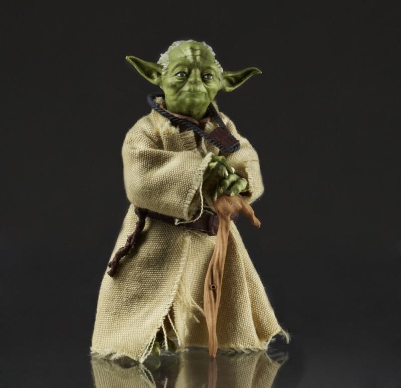 Black Series Yoda