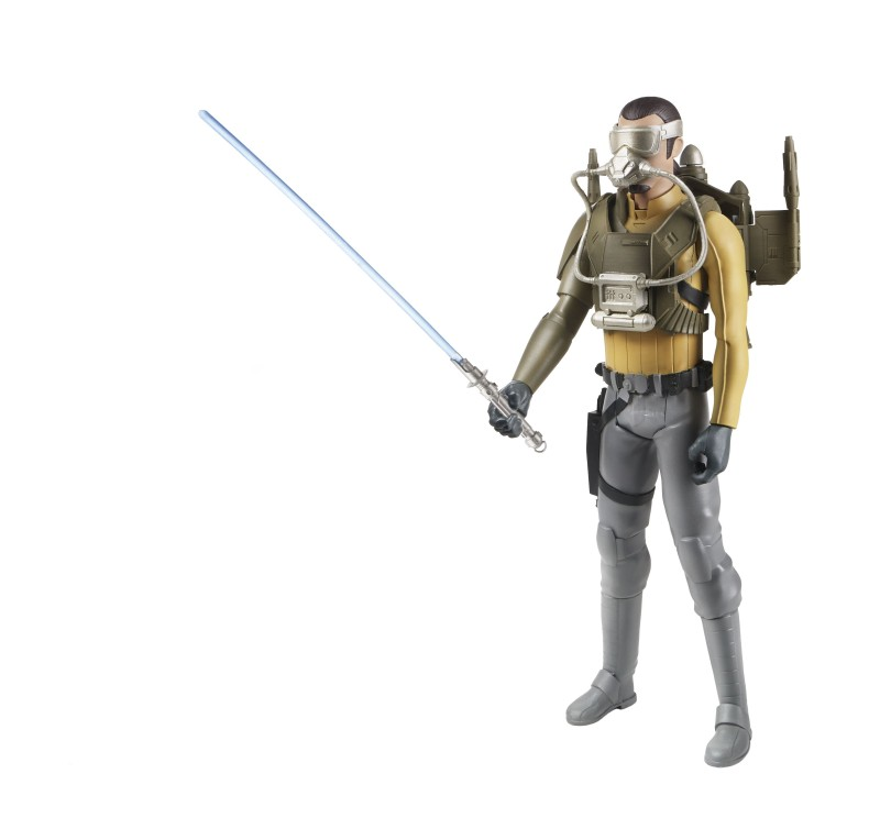 Hero Series 12 Rebels Kanan Jarrus