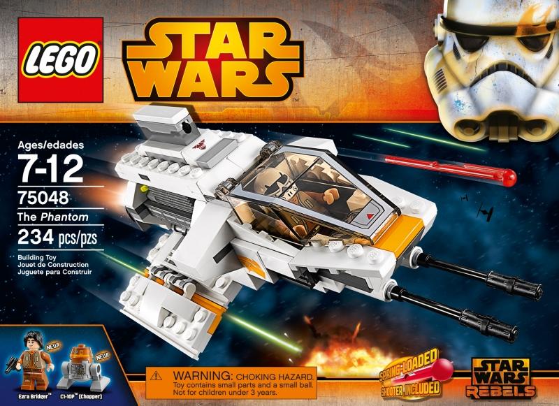 Lego 75048 The Phantom