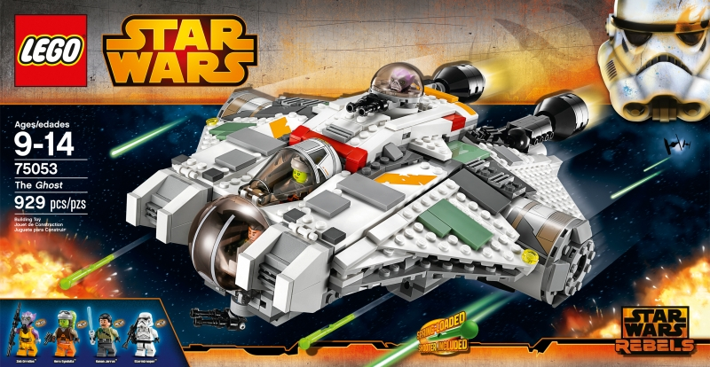 Lego 75053 The Ghost
