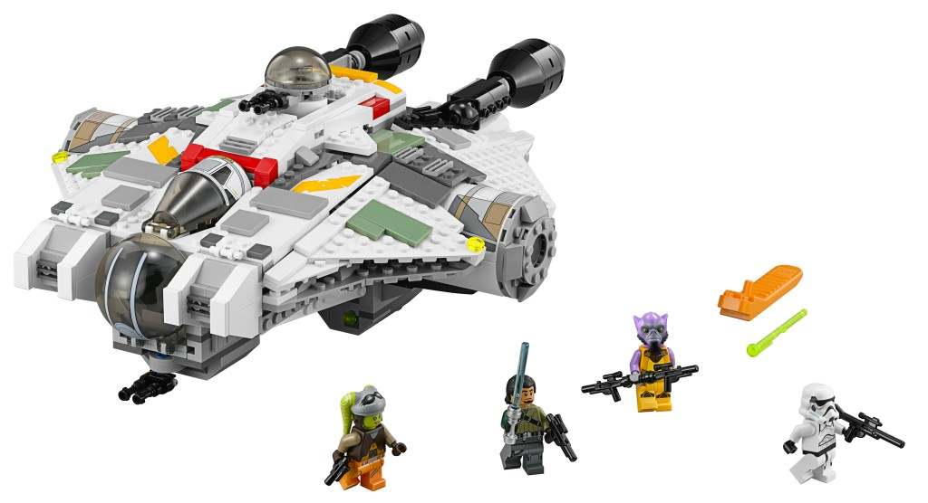 ® star wars™ building sets inspired by upcoming star wars rebels