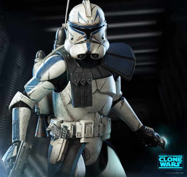 Sideshow Captain Rex Phase II