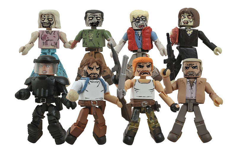 The Walking Dead Toys-R-Us