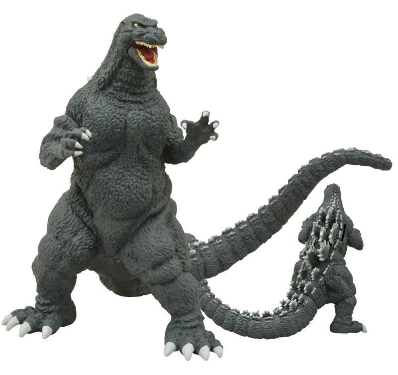 DST Godzilla Bank