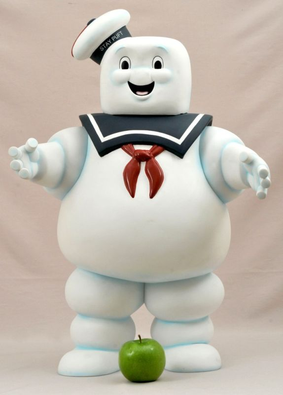 DST Stay Puft 24inch Bank