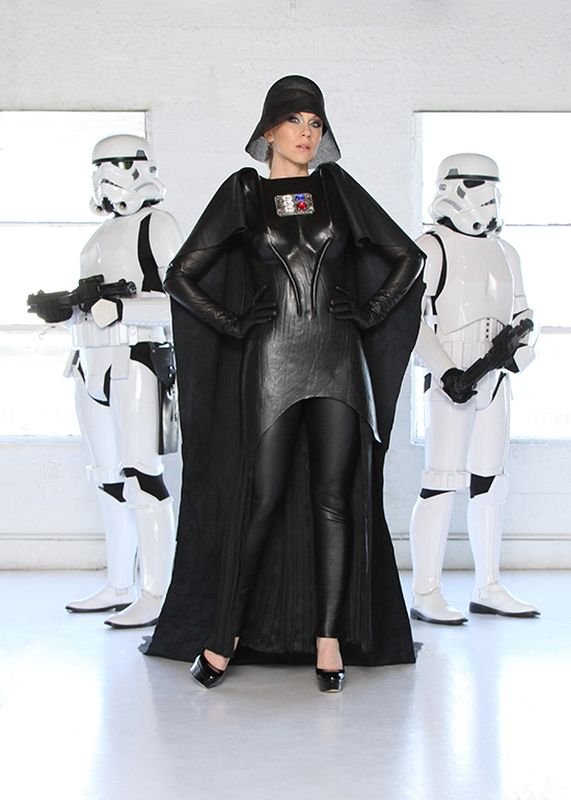 Her Universe Darth Vader Couture - by Doug Dunnam