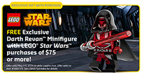 Lego May 4th Darth Revan