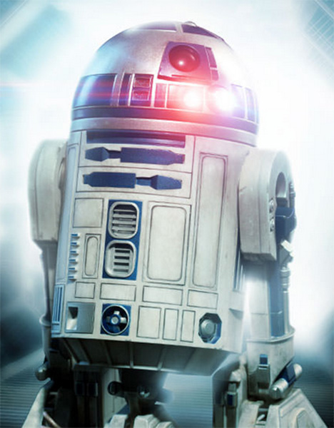 Sideshow Deluxe R2-D2