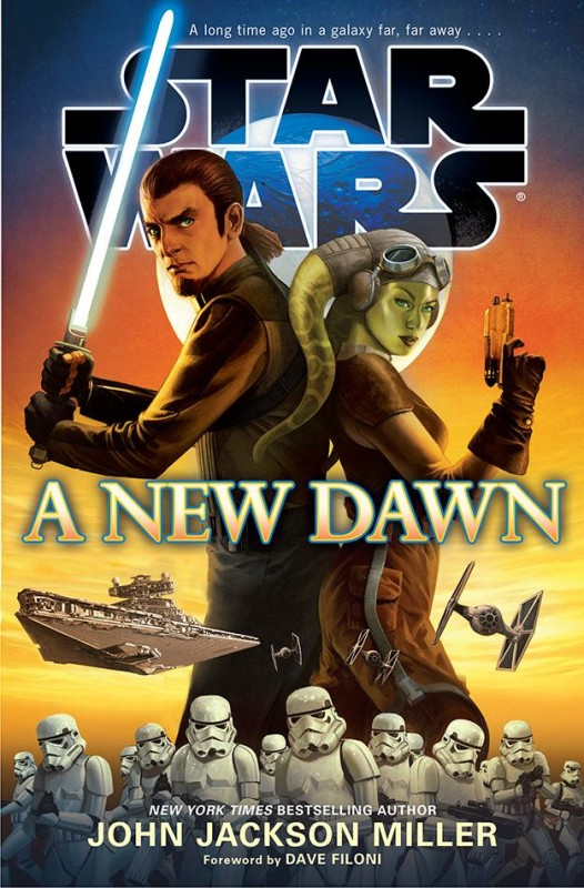 Star Wars A New Dawn - John Jackson Miller