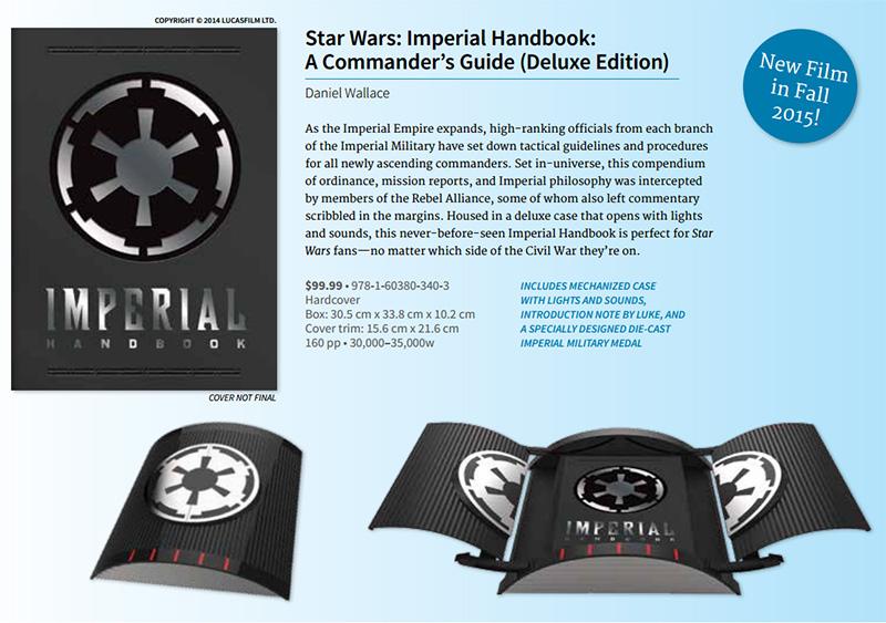 Star Wars Imperial Handbook A Commanders Guide