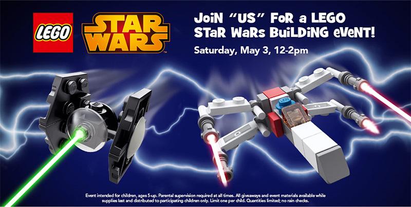Toys-R-Us Lego Build