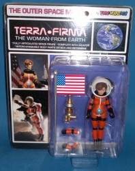 The Outer Space Men Terra Firma Infinity Edition