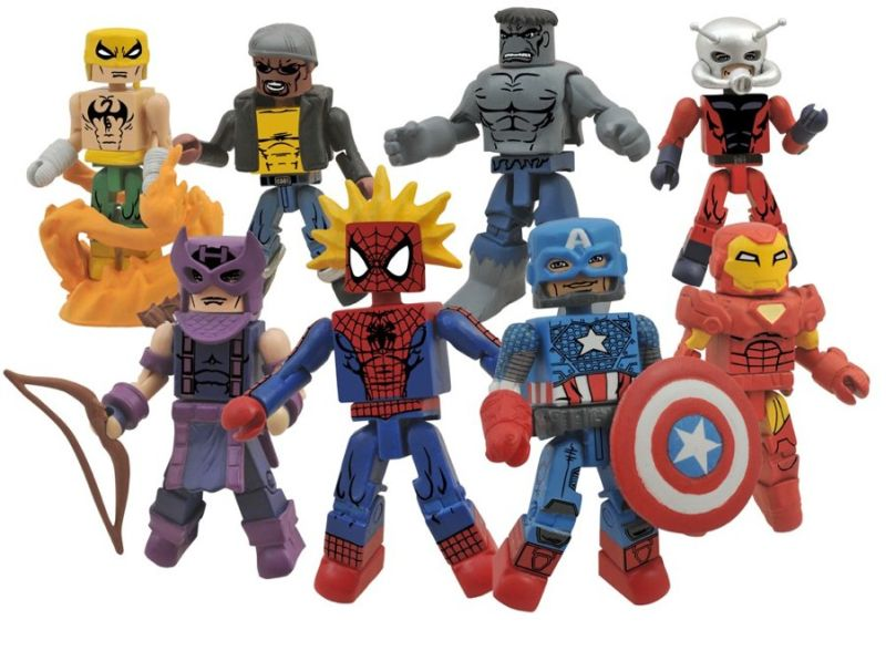 Best of Marvel Minimates Series 3
