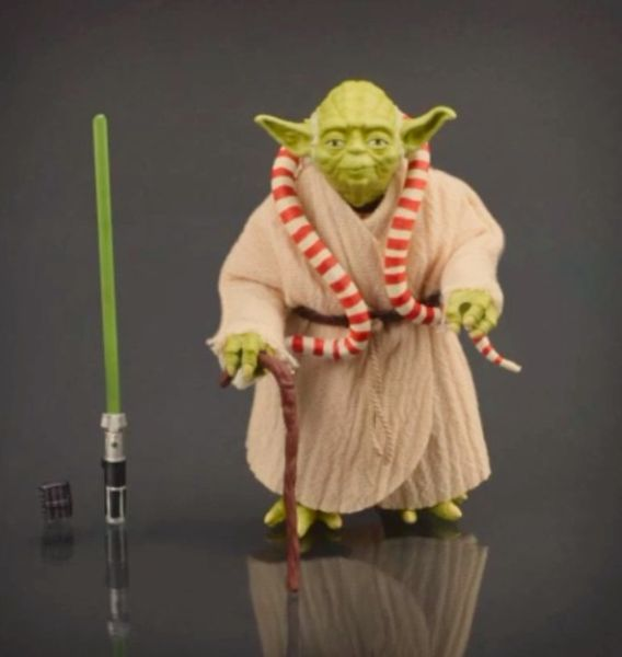 Hasbro Black Series Yoda