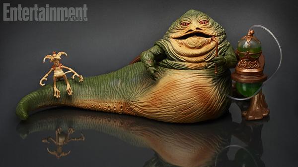 Hasbro SDCC Jabba