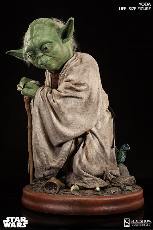 Sideshow Life-size Yoda
