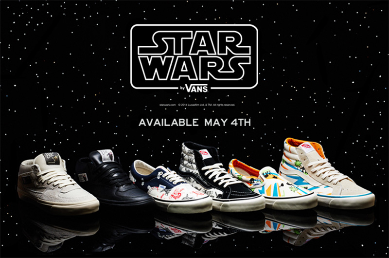 Vans Star Wars Kicks