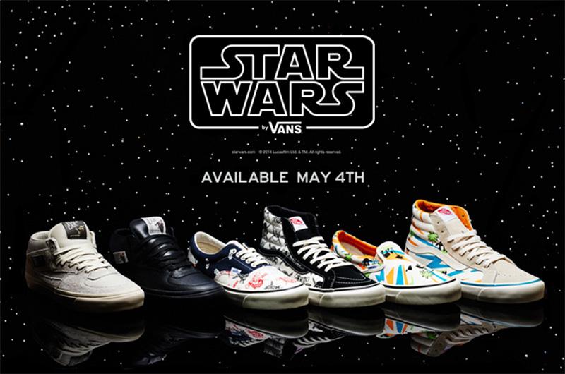 star wars sneakers vans